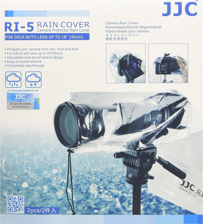 JJC cámara Fundas de Lluvia JJC Net printproducción 35: Amazon.es ...