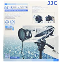 JJC RI-5 Raincover for Camera (Pack of 2)