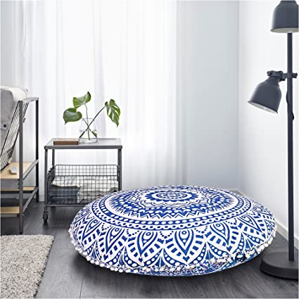 oversized things pillows floor decor best decorative