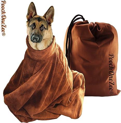 PoochOneZee® Séchage rapide sac de chien l'eau , la boue