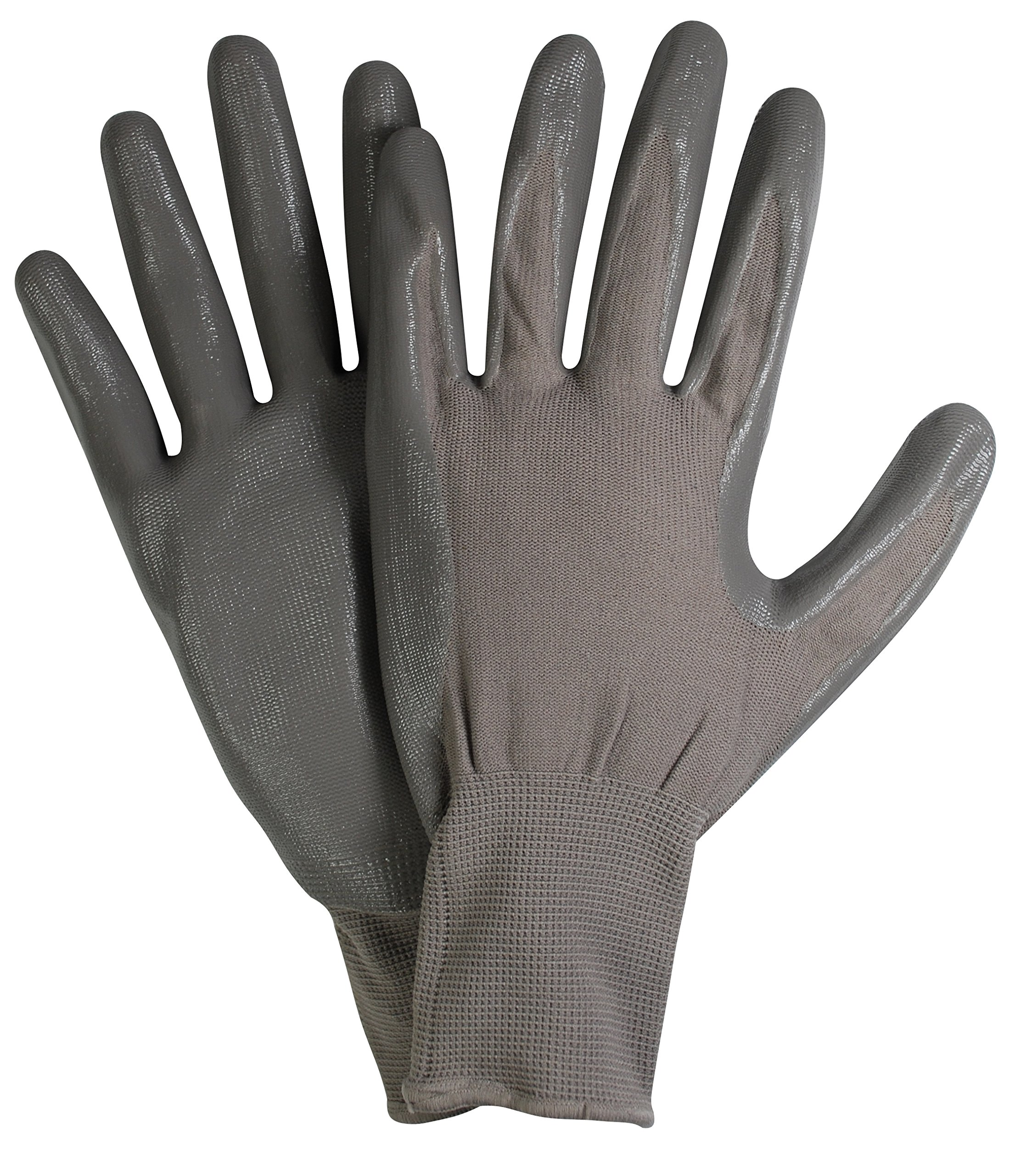 Magid G418T Simply Pastel Men's Taupe Nitrile Coating, X-Large