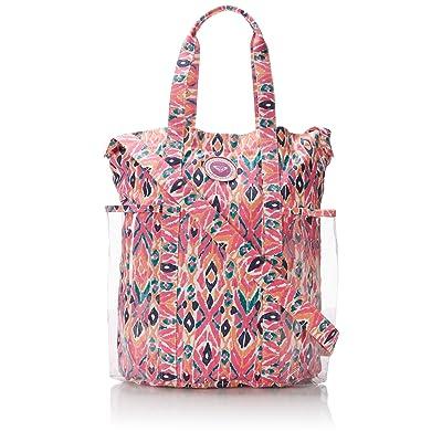 Showudesigns Flower Skull Pattern Organizer Passport Wallet Women`s Purse Clutch Bag