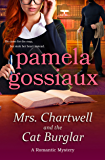 Mrs. Chartwell and the Cat Burglar (Russo Romantic Mystery Book 1)