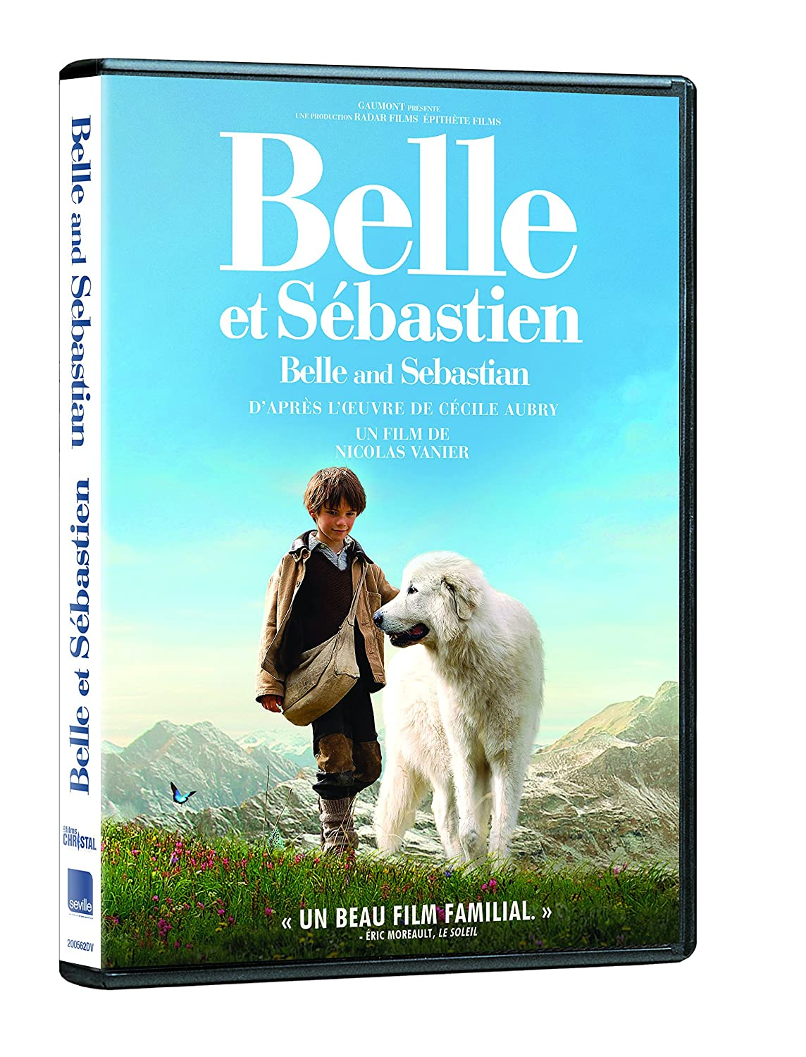 Belle and Sebastian / Belle et Sebastien (Bilingual) tba Seville Pictures Action & Adventure