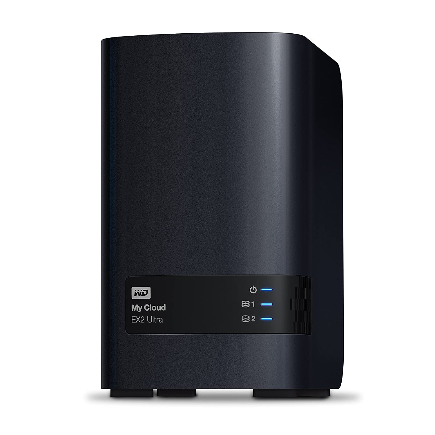 WD My Cloud EX2 Ultra Network Attached Storage - NAS - WDBVBZ0120JCH-NESN - Review