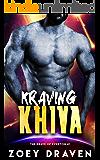 Kraving Khiva (A SciFi Alien Romance) (The Krave of Everton Book 1)