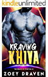 Kraving Khiva (A SciFi Alien Romance) (The Krave of Everton Book 1)