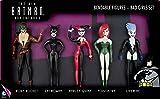 NJ Croce TNBA Bad Girls Set  sc 1 st  Amazon.com & Amazon.com: DC Comics Poison Ivy u0026 Harley Quinn Bad Girls Tin ... Aboutintivar.Com