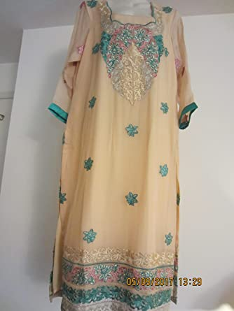 Salwar Suit Kameez Indian Pakistani Dress Anarkali Designer Shalwar Wear Party