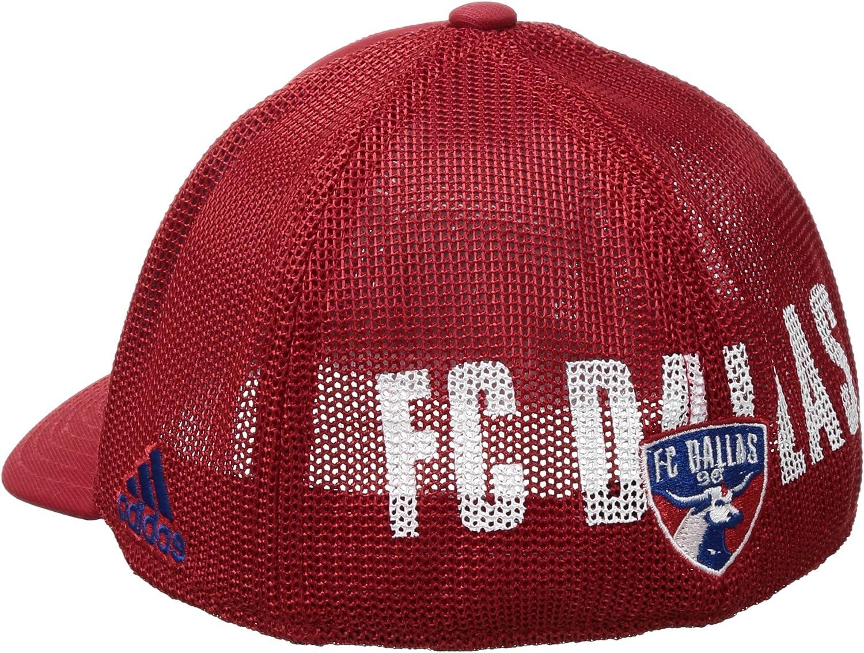 adidas MLS SP17 Fan Wear Tactel Trucker Flex Cap
