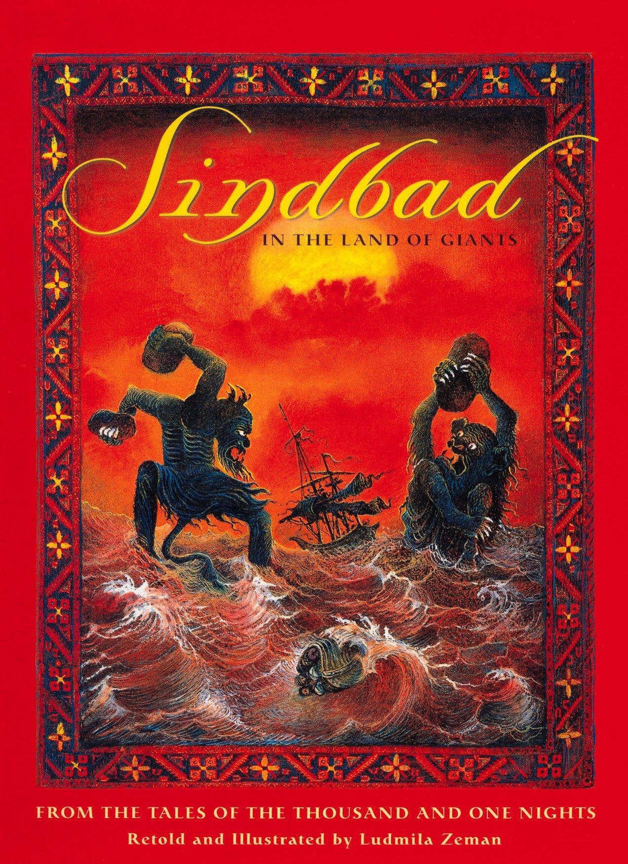 Sindbad in the Land of Giants (Sinbad Trilogy) pdf