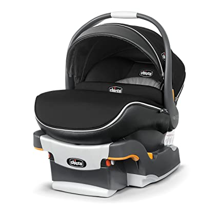 Chicco KeyFit 30 Zip Air Infant Car Seat - Best For Ventilation