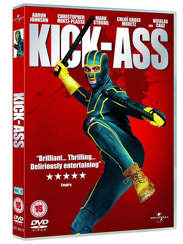 Kick-Ass [Edizione: Regno Unito] [Italia] [DVD]: Amazon.es ...