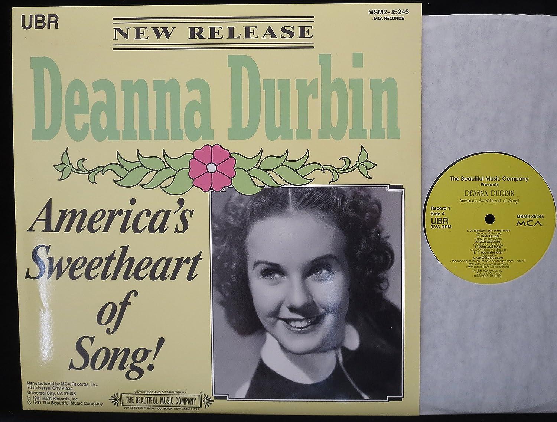 America's Sweetheart of Song! (USA 1st pressing vinyl 2LP) - Amazon