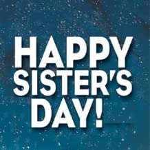 Happy Sisters Day Wishes and Greeting Card