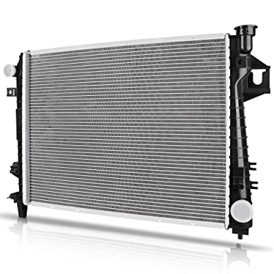 Radiator for 2004-2008 Dodge Ram 1500, for 2004-2009 Dodge Ram 2500 3500 5.7L V8 ATRD1051: Automotive