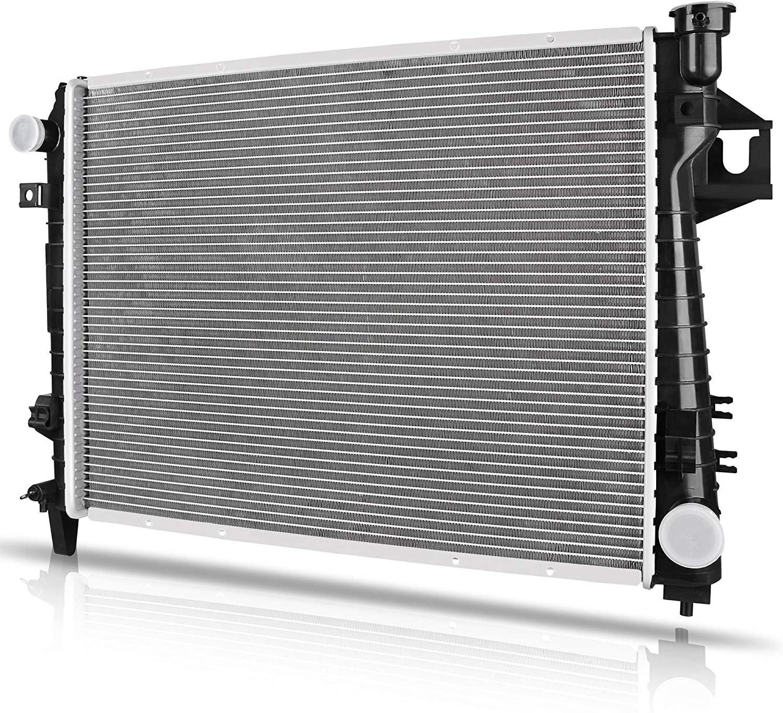Radiator Compatible with 2004-2008 Dodge Ram 1500, 2004-2009 Dodge Ram 2500 3500 5.7L V8 ATRD1051