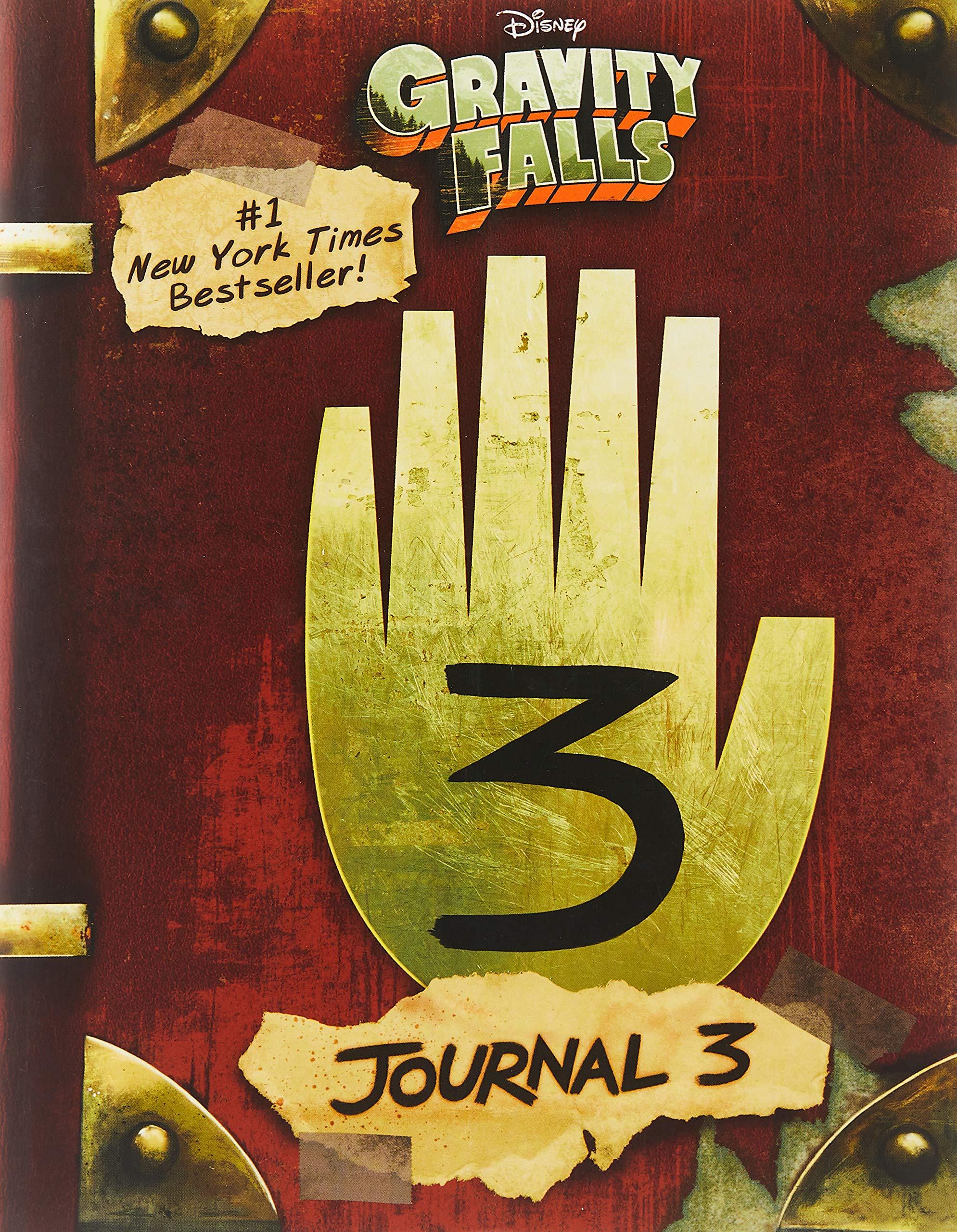 Gravity Falls. Journal 3: Amazon.es: Hirsch, Alex, Hirsch, Alex ...