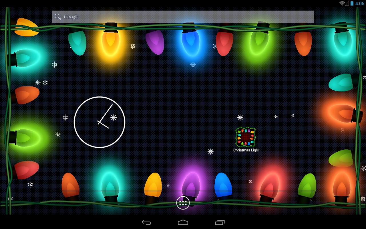 amazoncom christmas lights hd wallpaper appstore for android