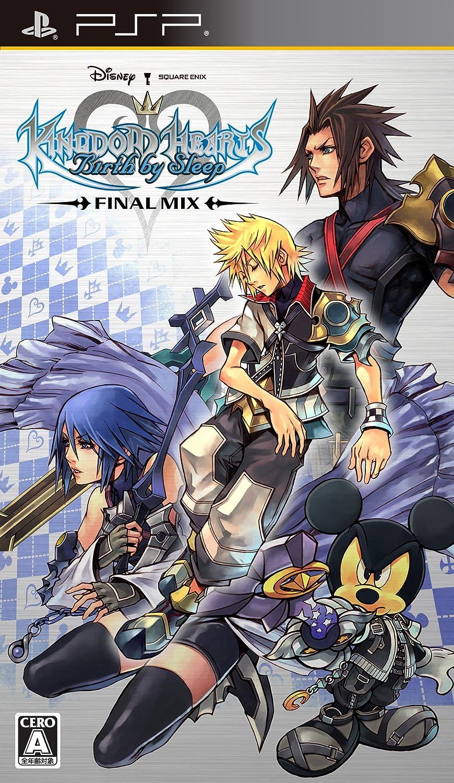 Kingdom Hearts: Birth by Sleep [Final Mix] [Importación Japonesa ...