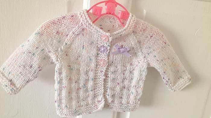 e5433b8d6b1f Lilly - Premature hand knitted