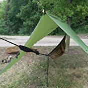Amazon Com Chill Gorilla 12x12 Hammock Rain Fly Tent