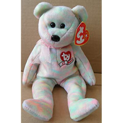 Ty Beanie Babies Celebrate - 15th Anniversary Bear: Toys & Games