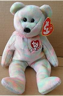 fa6a9069b4e Amazon.com  TY Beanie Baby - TEDDY the Bear (100th Anniversary Teddy ...