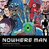 Nowhere Man: You Don't Know Jack (Issues) (3 Book Series)