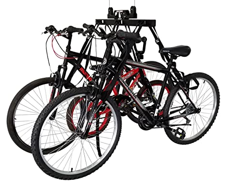 Review MY LIFTER Smart Bike Lift Ceiling Hoist | Lifts 1,2, or 3 Bikes up to 100 lbs