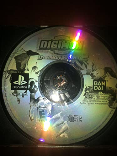 digimon world 2 saving the game