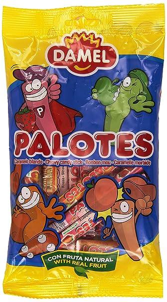 Damel - Palotes - Caramelo blando - 144 g