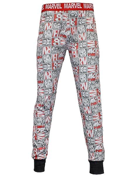 Marvel Comics - pantalones del pijama para Hombre - Large