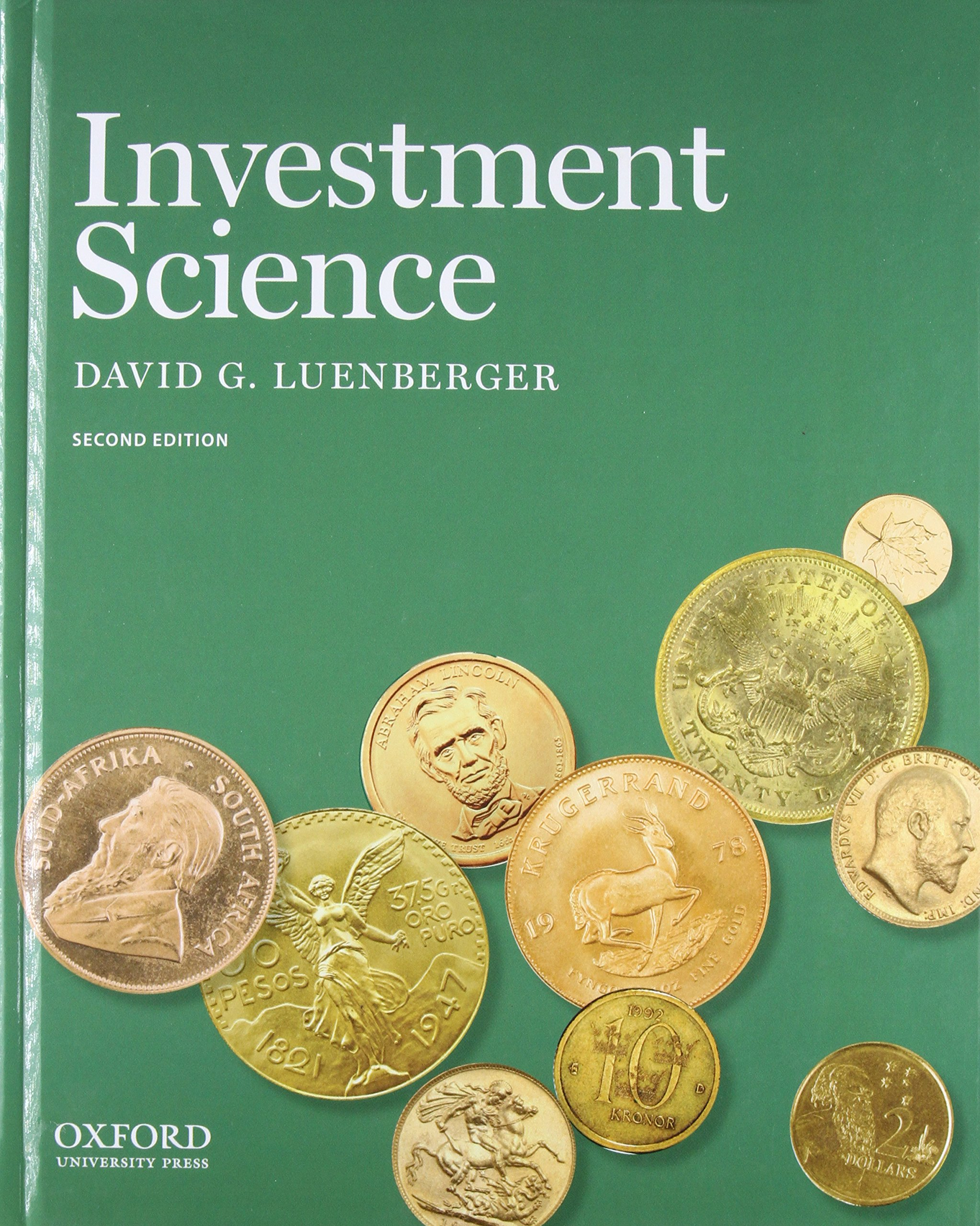 Investment Science by Brand: Oxford University Press, USA