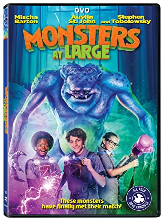 Image result for monsters at large movie