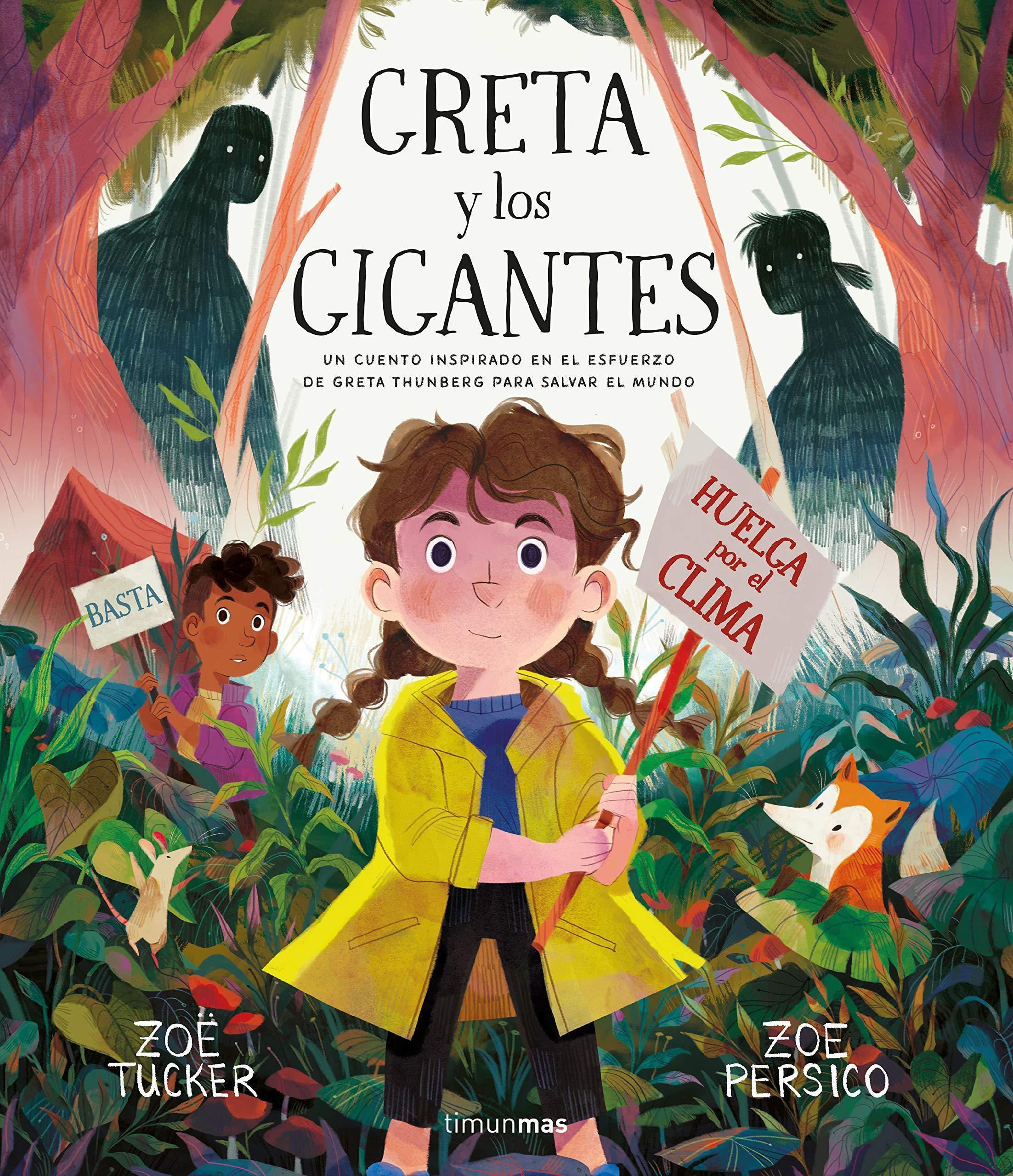 Greta y los gigantes (Cuentos para regalar): Amazon.es: Tucker ...