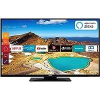 Telefunken XU49G521 124 cm (49 Zoll) Fernseher (4K Ultra HD, HDR 10, Triple-Tuner, Smart TV, Prime Video)