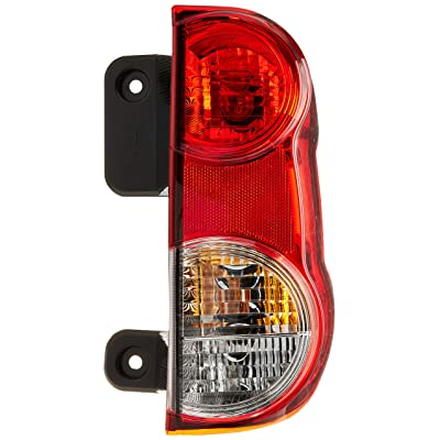 TYC 11-6615-00-1 Replacement Right Tail Lamp (NISSAN NV200): Automotive