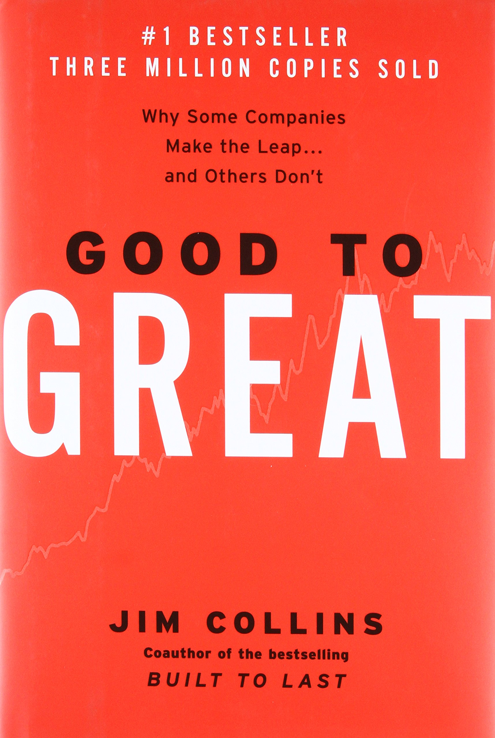 Image result for good to great why some companies jim collins""