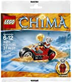 LEGO CHIMA WORRIZ' FIRE BIKE - POLYBAG 30265