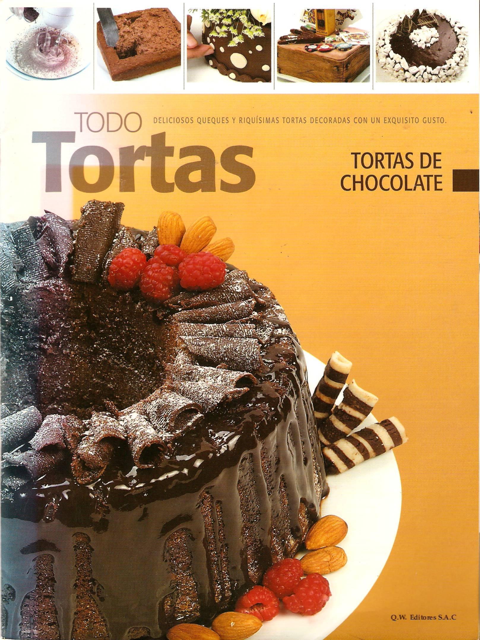 Todo Tortas - Tortas de Chocolate: Deliciosos Queques y Riguisimas ...
