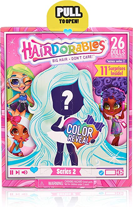 Hairdorables ‐ Collectible Surprise Dolls And Accessories Styles Ma Series 1