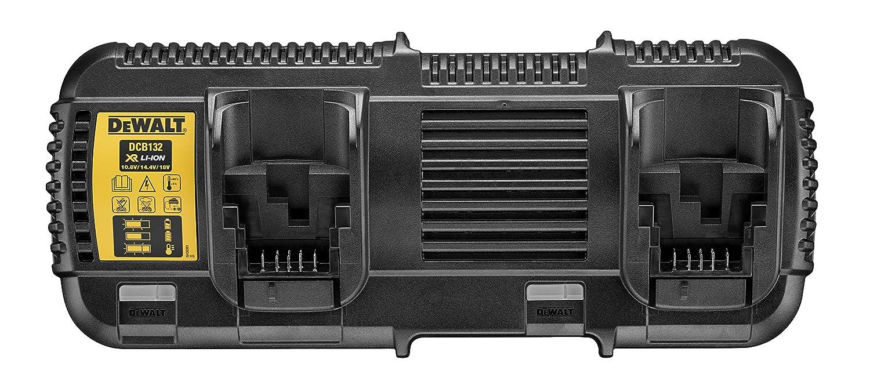 DeWALT Doppelladegeraet fü r 10,8 bis 54 V, 1 Stü ck, DCB132-QW