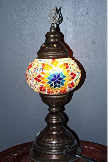 kenta lamparas lampara turca para Techo Bola de 18 cm x 65 ...