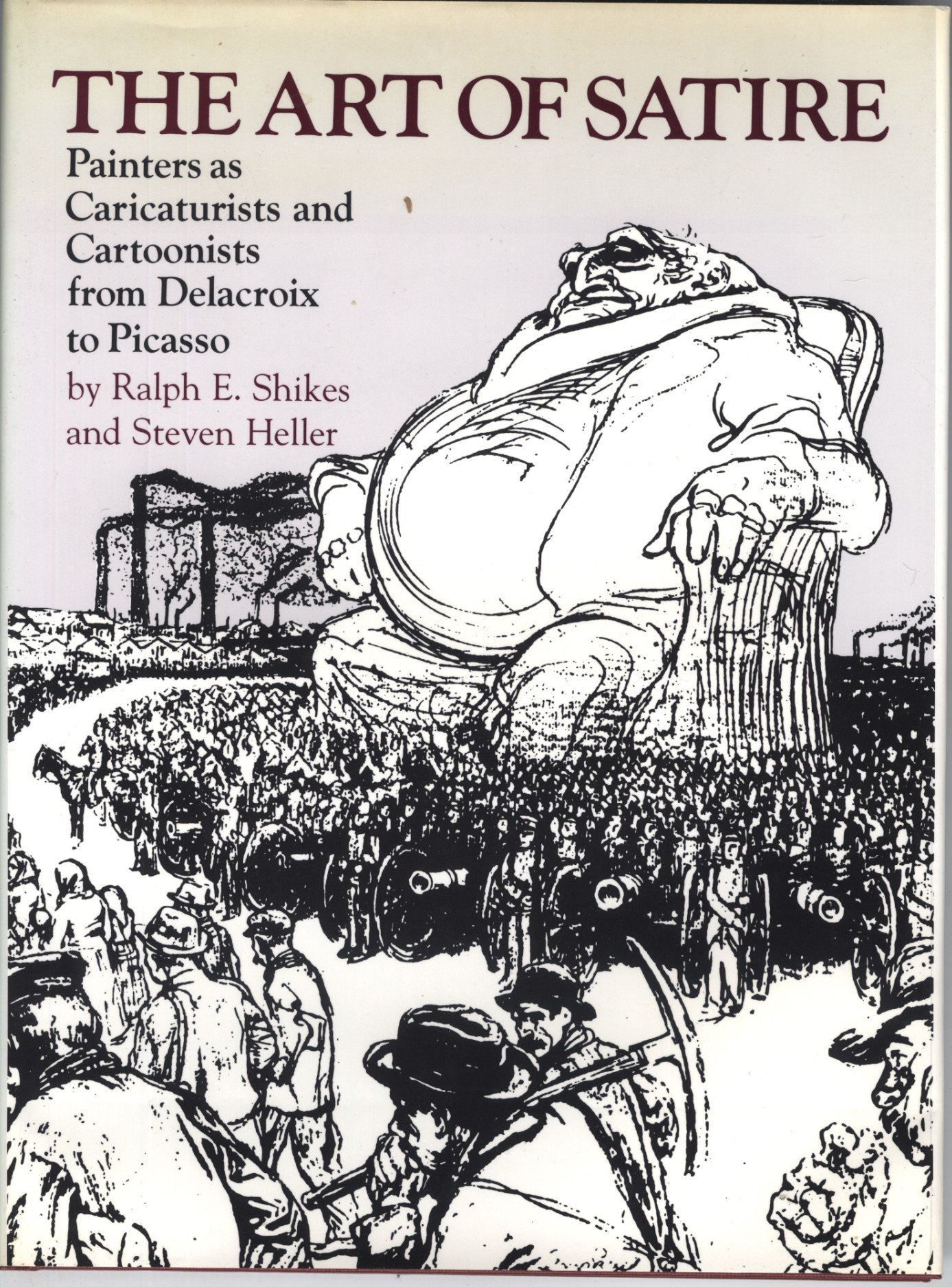 The Art Of Satire Painters As Caricaturists And Cartoonists From