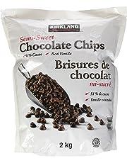 Kirkland Signature Semi-Sweet Chocolate Chips - 2kg bag