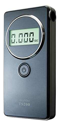 AlcoMate Revo TS200 Professional Fuel Cell Breathalyzer with PRISM Technology