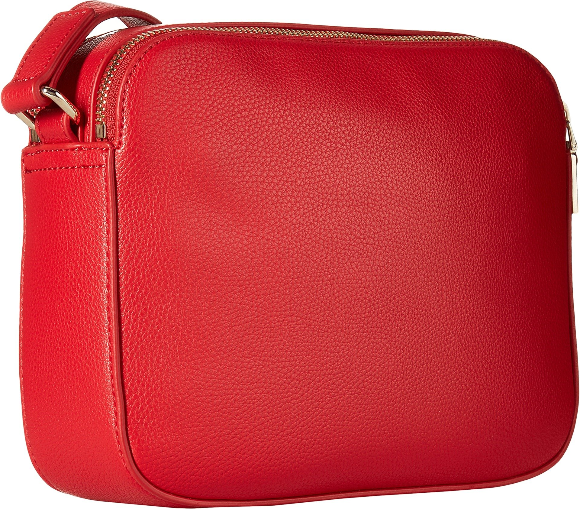 LOVE Moschino Women's Crossbody with Detachable Wristlet Red Crossbody Bag by Love Moschino (Image #2)