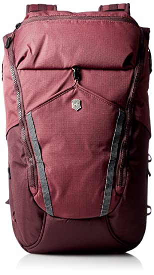 491a231c8 Victorinox Altmont Active Deluxe Rolltop Laptop Backpack, Burgundy One Size