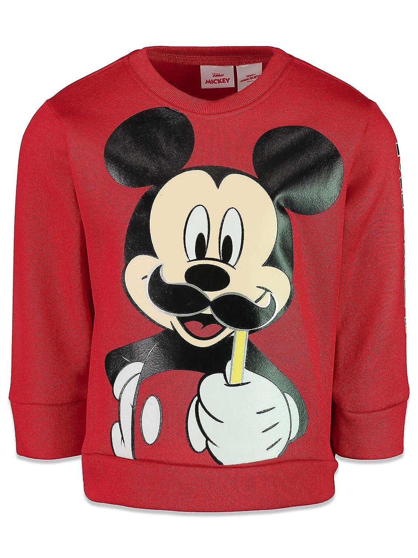 Disney Mickey Mouse Toddler Boys Fleece Pullover Top